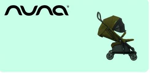 عربات تنقل اطفال من نونا